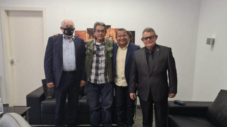 Roberto Jeferson define Nilvan Ferreira como novo presidente do PTB na Paraíba